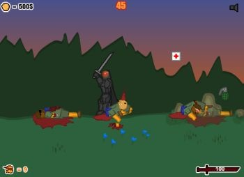 Staggy The Boyscout Slayer II (флеш игра)