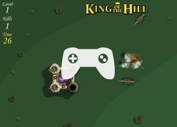King Of The Hill (флеш игра)