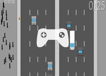 Let S Go Jaywalking (флеш игра)