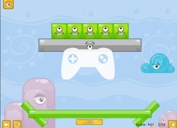 Cyclop Physics Players Pack (флеш игра)