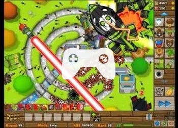 Bloons Tower Defense 5 (флеш игра)