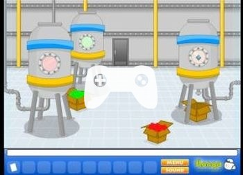 Escape The Candy Factory (флеш игра)