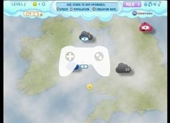 Cloud Wars (флеш игра)