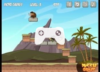 Rolly Stone Age (флеш игра)