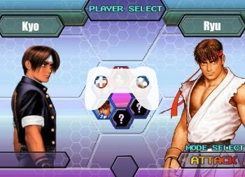 King Of Fighters Wing (флеш игра)