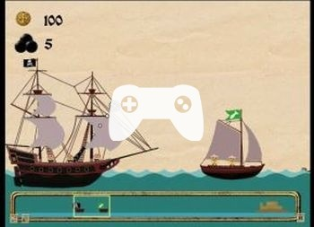 Pirates Of The Stupid Seas (флеш игра)