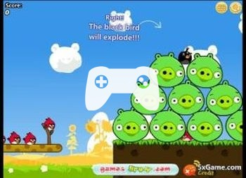 Angry Birds Cannon 3 (флеш игра)