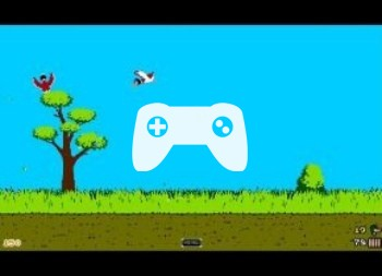 Duck Hunt Reloaded (флеш игра)