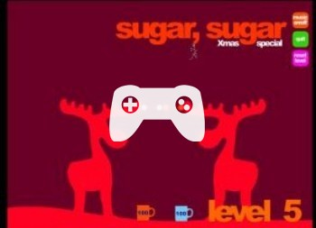 Sugar Sugar The Christmas Special (флеш игра)