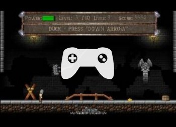 The Dungeon Of Pain (флеш игра)