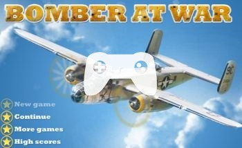 Bomber At War (флеш игра)