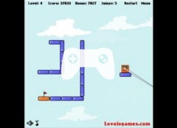 Jumping Box Lp (флеш игра)