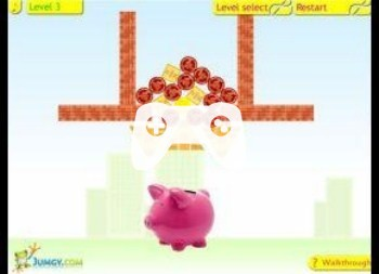Rich Piggy 2 Lp (флеш игра)