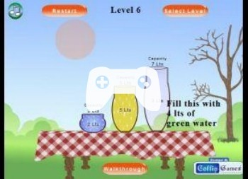 The Tricky Tumblers (флеш игра)