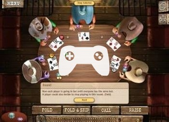 Governor Of Poker 2 (флеш игра)