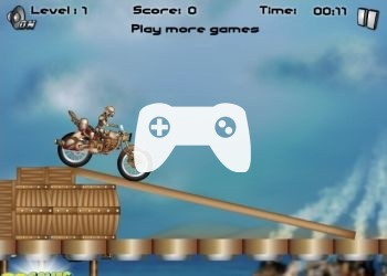 Steampunk Rally (флеш игра)