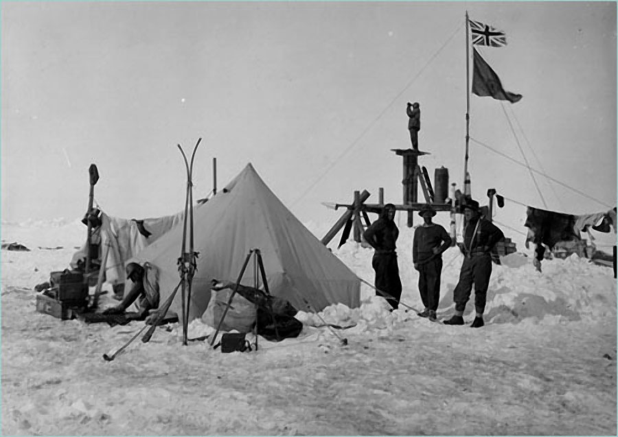 a history of expeditions in antarctica Join aurora expeditions and explore antarctica on one of our exciting expeditions visit our website for further expedition information.