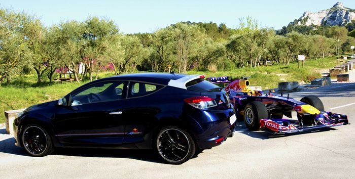 ����, renault megane rs rb8, red bull